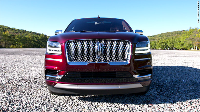 Lincoln ups its game with new Navigator