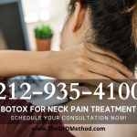 acute neck pain relief